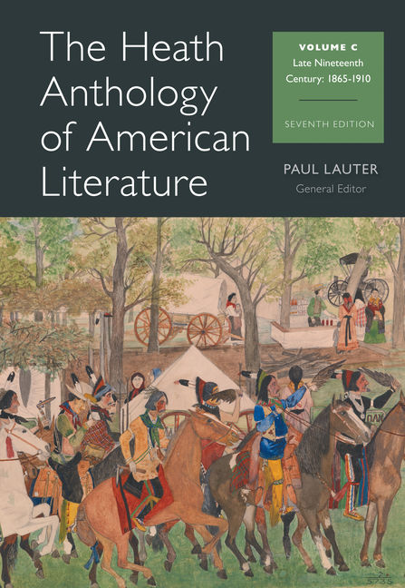 The heath anthology of american literature volume c 7th edition the heath anthology of american literature fandeluxe Gallery