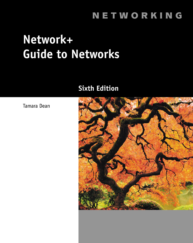 Product cover for Network+ Guide to Networks 6th Edition by Tamara Dean