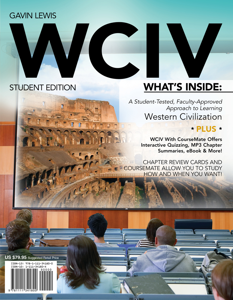 ???label.coverImageAlt??? WCIV 1st Edition by Gavin Lewis