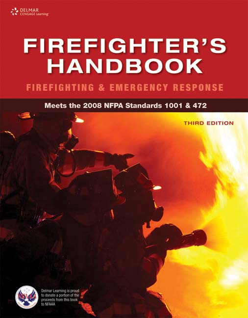 Firefighters handbook firefighting and emergency response 3rd firefighters handbook firefighting and emergency response malvernweather Choice Image