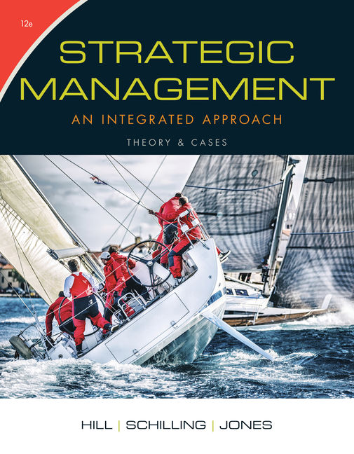Strategic management: theory & cases: an integrated approach.