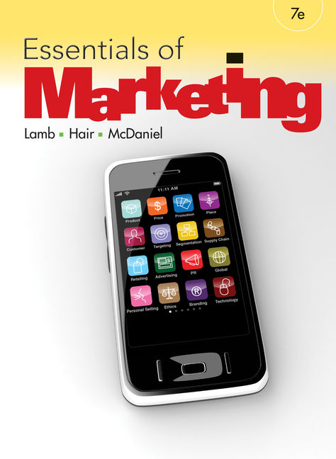 Essentials of marketing 7th edition 9780538478342 cengage fandeluxe Image collections