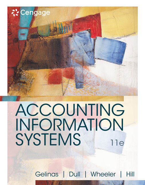 Accounting information systems 11th edition cengage accounting information systems 11th edition fandeluxe Choice Image