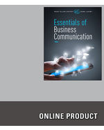 Essentials of Business Communication, 10th Edition - Cengage