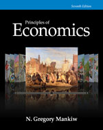 Principles of Economics 7th by N. Gregory Mankiw