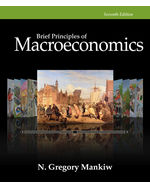 Brief Principles of Macroeconomics 7th by N. Gregory Mankiw