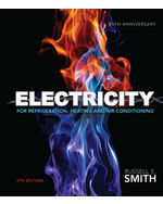 Electricity for Refrigeration, Heating, and Air Conditioning 9th by Russell E. Smith
