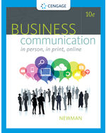 Business communication in person in print online 10th edition business communication in person in print online 10th edition fandeluxe Choice Image