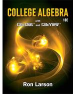 College algebra 10th edition cengage college algebra 10th edition ron larson fandeluxe Image collections