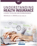 Understanding Health Insurance: A Guide to Billing and Reimbursement 14th by Michelle Green