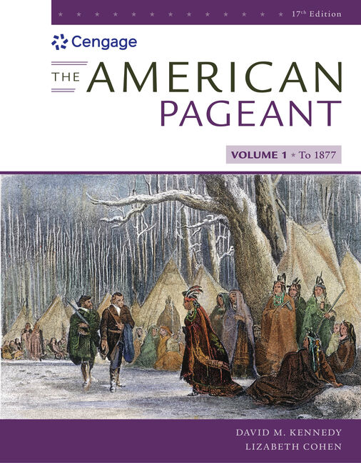 The American Pageant, Volume I
