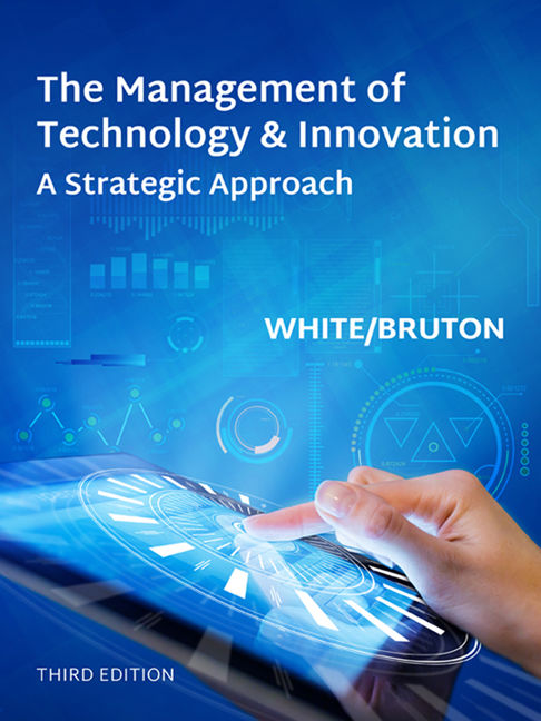 The Management of Technology and Innovation