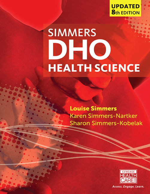 DHO Health Science Updated, Soft Cover