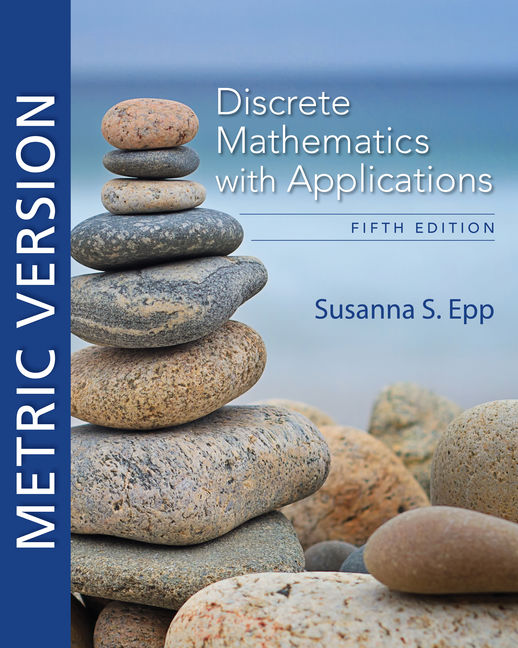 Discrete Mathematics with Applications, Metric Edition