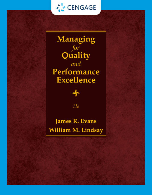 eBook: Managing for Quality and Performance Excellence