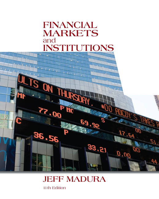 eBook: Financial Markets and Institutions, Abridged Edition