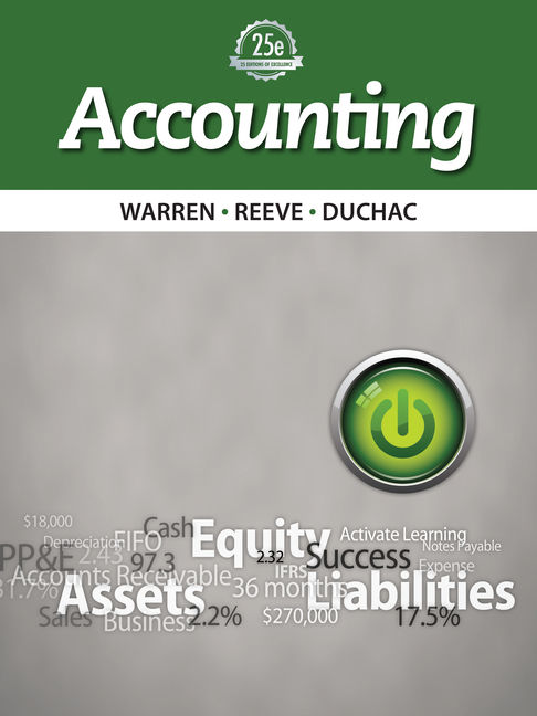 eBook: Accounting, Chapters 1-13
