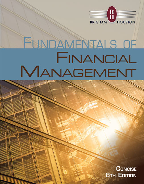 eBook Study Guide: Fundamentals of Financial Management, Concise Edition