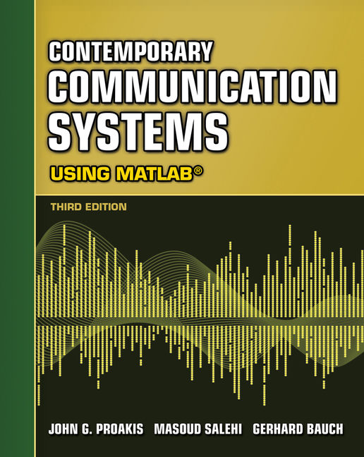 Contemporary Communication Systems Using MATLAB®
