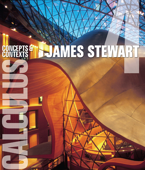 9780534132170: stewart's calculus: study guide abebooks.