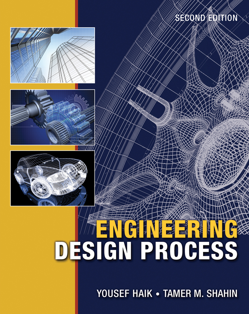 Engineering Design Process International Edition 9781305253308 Cengage