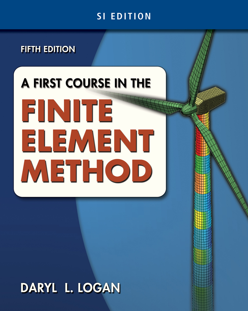 A first course in the finite element method si edition for Finite element methode