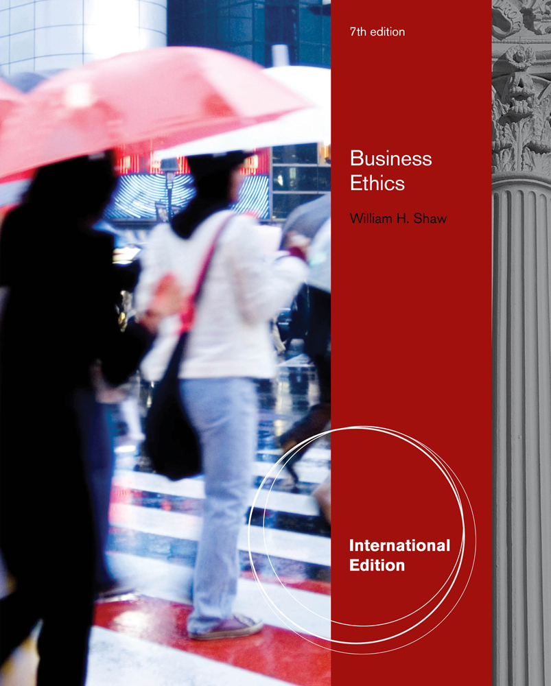 Business ethics 9781305582088 cengage business ethics a textbook with cases international edition 7th edition fandeluxe Gallery