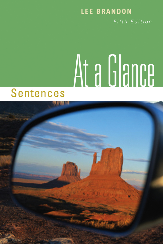at a glance essays 5th edition Sing exercises, examples, and writing applications, the fifth edition of at a glance: sentences focuses on sentence writing, with detailed attention to matters such as grammar, rhetoric, sentence variety, sentence combining, diction, capitalization, punctuation, and spelling in chapters 1-11 provides a reproducible writing process.