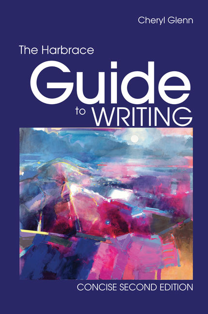 Amazon. Com: the harbrace guide to writing, concise ebook: cheryl.