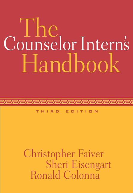 The Counselor Intern's Handbook
