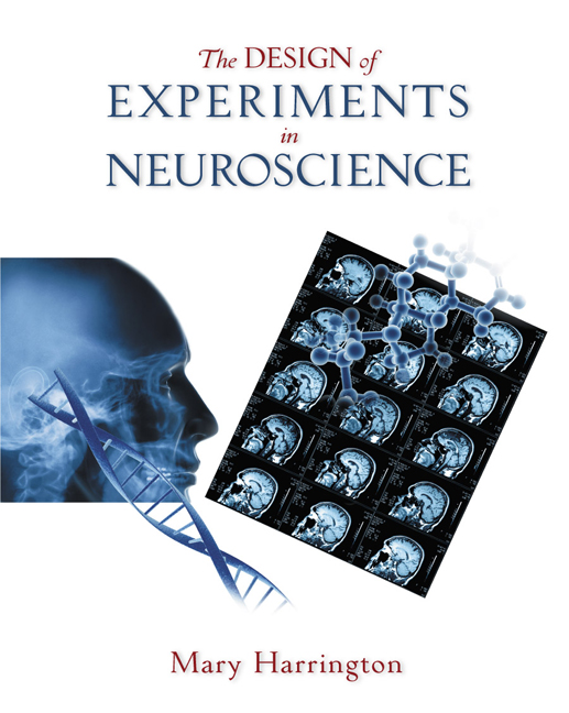 The Design of Experiments in Neuroscience
