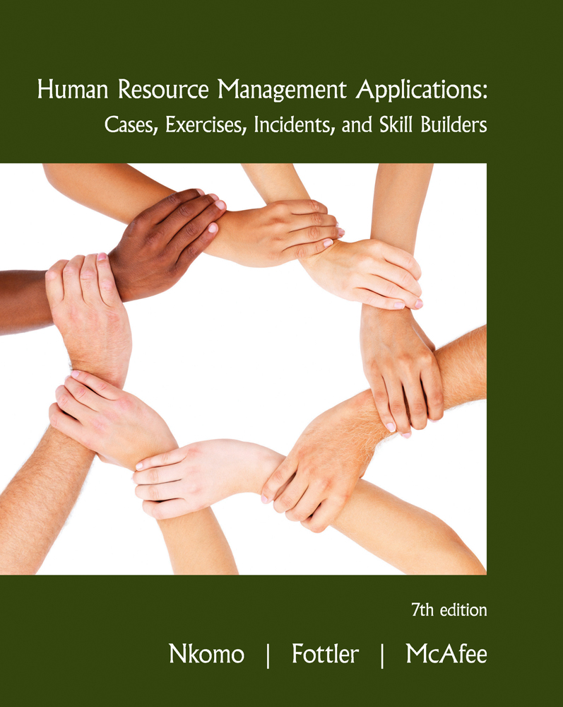 Human resource management applications 9780538468077 cengage ebook human resource management applications fandeluxe Gallery