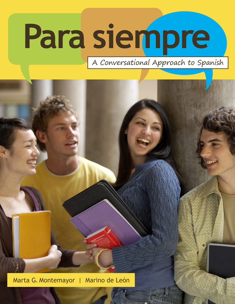 Para Siempre A Conversational Approach To Spanish 1st Edition