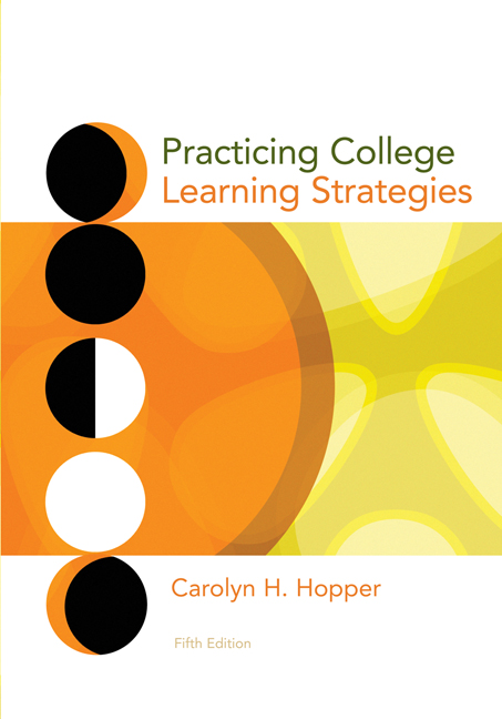 Practicing College Learning Strategies 9780547199962 Cengage