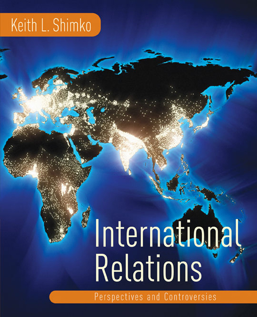 International Relations - 9781285865164 - Cengage