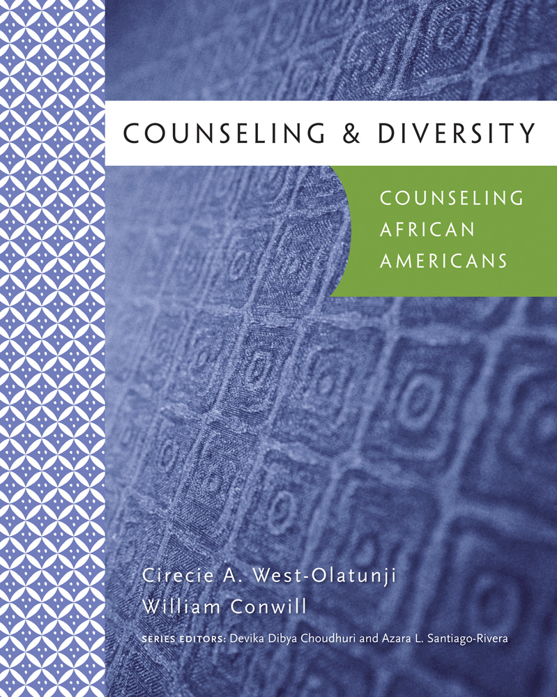 Counseling & Diversity: African American