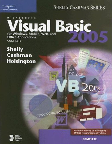Microsoft Visual Basic 2017 for Windows, Web, and Database