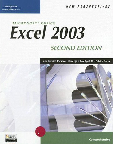 New perspectives microsoft office 365 excel 2016 9781305880405 new perspectives on microsoft office excel 2003 comprehensive second edition fandeluxe Gallery