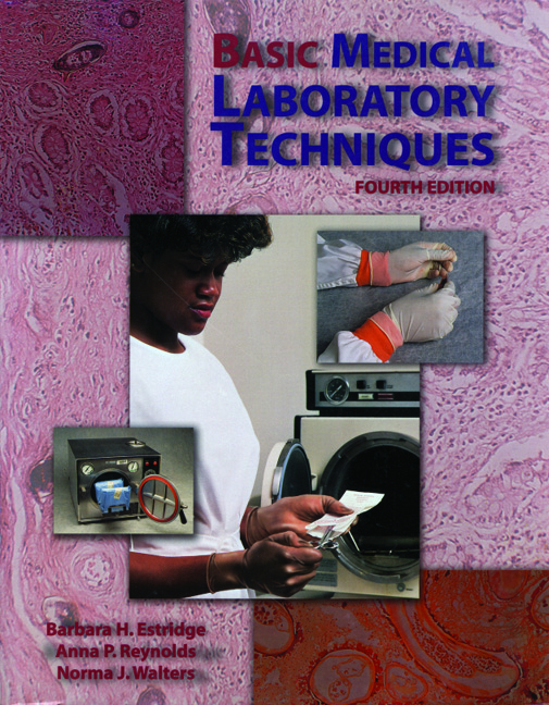 Essentials of human parasitology 9780766812840 cengage basic medical laboratory techniques fandeluxe Gallery