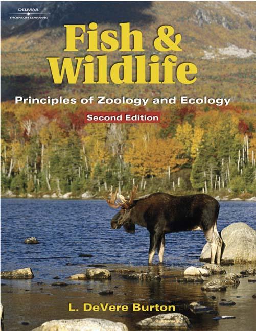 Fish wildlife 9780766832602 cengage for Colorado fish and wildlife