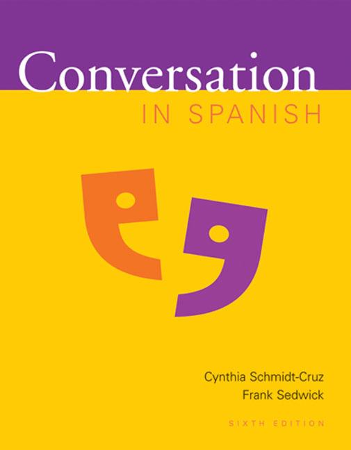 Conversation in Spanish