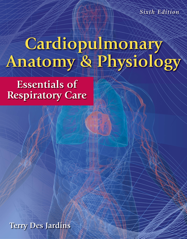 Cardiopulmonary Anatomy & Physiology - 9780840022585 - Cengage