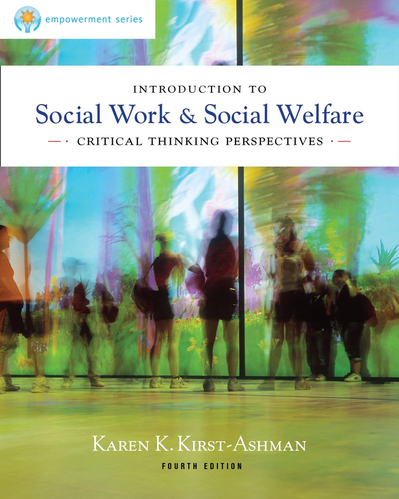 Brooks/Cole Empowerment Series: Introduction to Social Work & Social Welfare