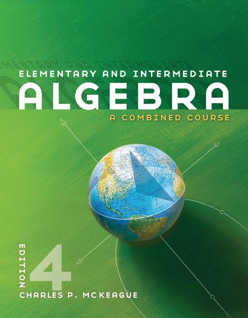 Ebook elementary and intermediate algebra 9781133376712 cengage elementary and intermediate algebra fandeluxe Images