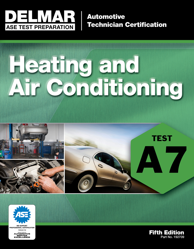 conditioning ase preparation heating a7 test air cengage