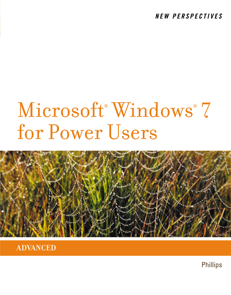 Perspectives On Tarot: New Perspectives On Microsoft® Windows 7 For Power Users