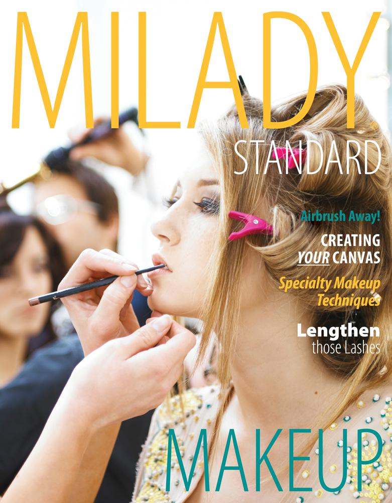 Milady Standard Makeup 9781111539597 Cengage