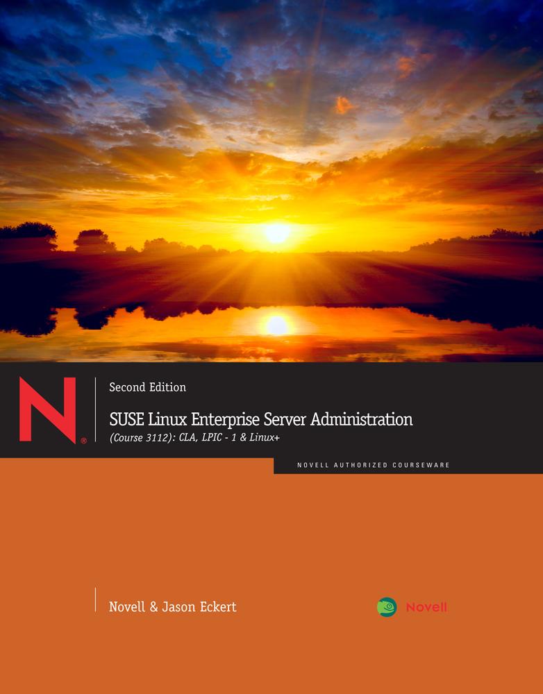 SUSE Linux Enterprise Server Administration (Course 3112)
