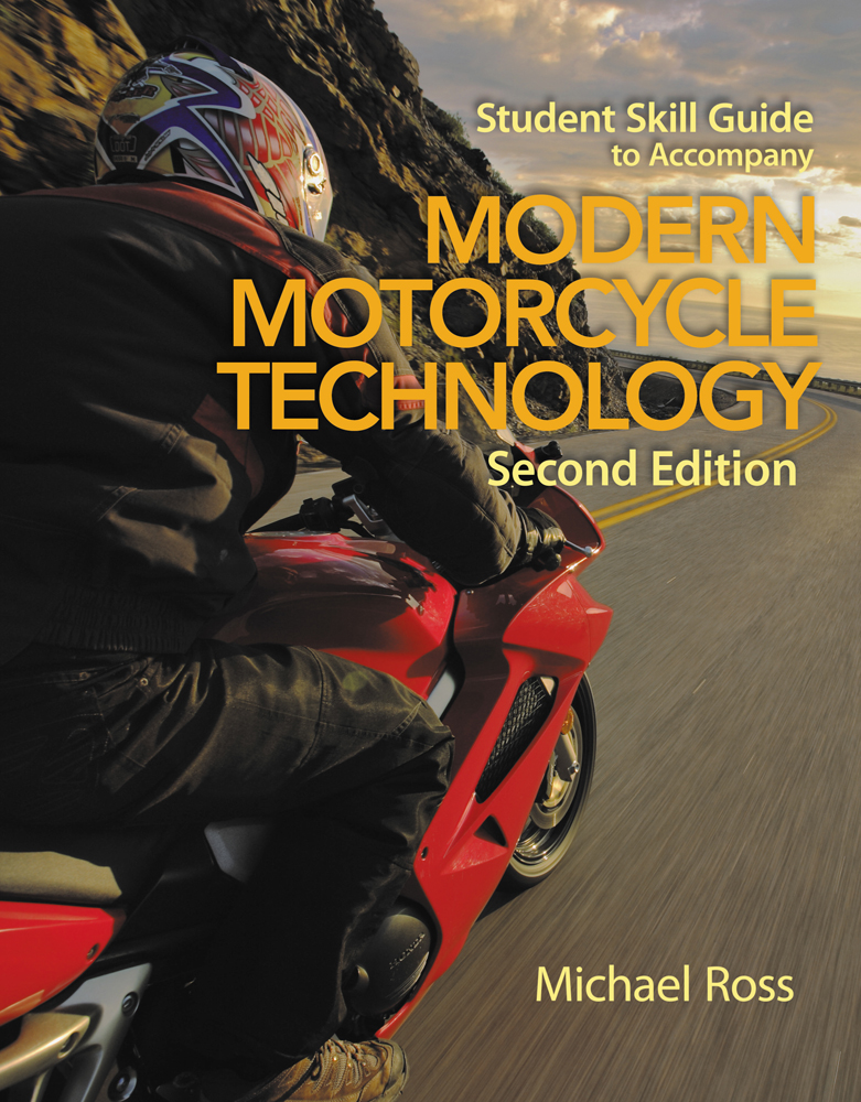 Student Skill Guide for Abdo's Modern Motorcycle Technology, 2nd