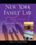 Family Law: New York Family Law
